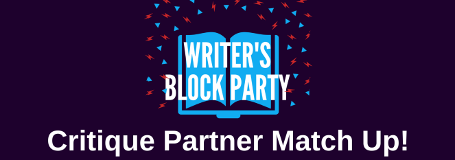 Writer's Block Blog Banner